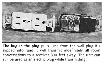 Fully passive gsm interceptor