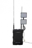 Jammers S-4056 Portable Military Mobile Phone/VHF/UHF Pelican Bomb Jammer 100W